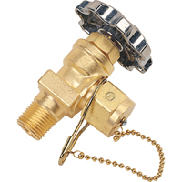 VALVE,BRASS,RH,W/DUST CAP AND CHAIN TTT852 | Par Equipment