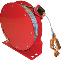Retractable Grounding Wires DB025 | Par Equipment
