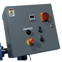 Stationary Drum Roller - Control Panel DC575 | Par Equipment