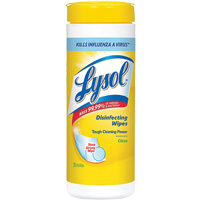 Lysol<sup>®</sup> Disinfecting Wipes JC728 | Par Equipment