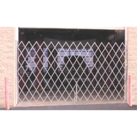 Galvanized Folding Security Gates KA036 | Par Equipment