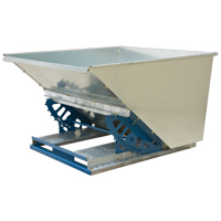 Knocked-Down Self-Dumping Hopper MO130 | Par Equipment