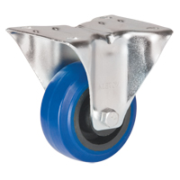 Blue Elastic Rubber Caster MO512 | Par Equipment