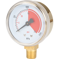 Brass Gauges NT623 | Par Equipment