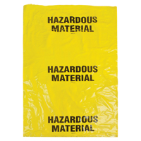Hazardous Waste Bags SEK328 | Par Equipment