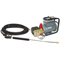 Electric Pressure Washers - Medium-Duty Professional TEB606 | Par Equipment