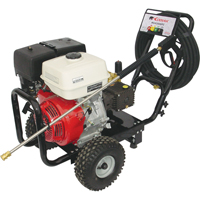 Gas-Powered Pressure Washers - Heavy-Duty Professional TEB611 | Par Equipment