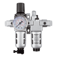 Modular Filter/Regulator & Lubricator (Gauge Included) TYY178 | Par Equipment