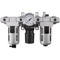 Modular Filter, Regulator & Lubricator (Gauge Included) TYY181 | Par Equipment