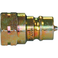 Hydraulic Quick Coupler - Steel Plug UP264 | Par Equipment