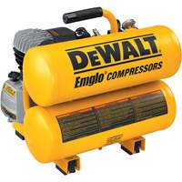Heavy-Duty 1.1 Max HP 4 Gallon Electric Hand Carry Compressors WK827 | Par Equipment