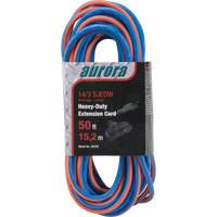 Triple Tap All-Weather TPE-Rubber Extension Cords with Light Indicator XH236 | Par Equipment