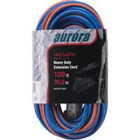 Triple Tap All-Weather TPE-Rubber Extension Cords with Light Indicator XH237 | Par Equipment