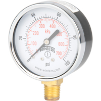 Pressure Gauge YB882 | Par Equipment